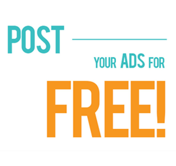 post your ads for free